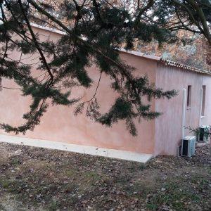 jardin gite Braou Auriol
