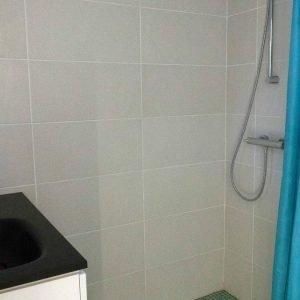 salle de bain séparée gite Auriol