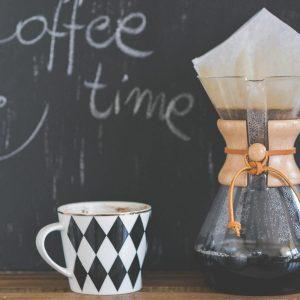 Pause détente café